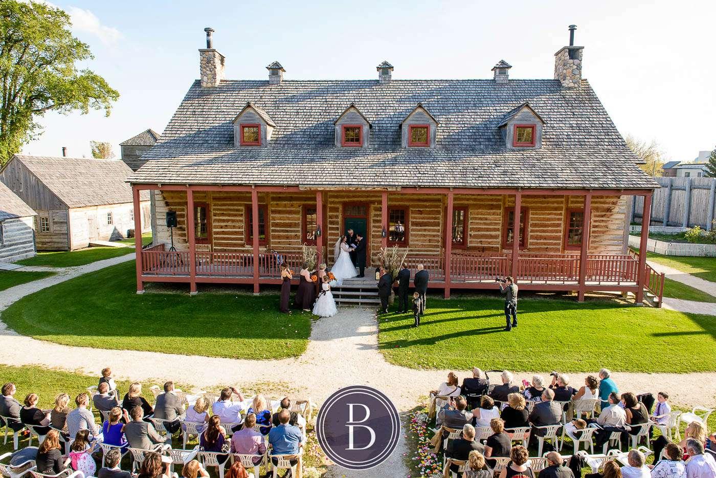 Wedding fort Gibraltar venue