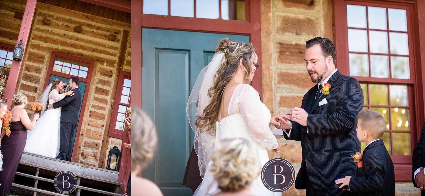 Wedding at Fort Gibraltar