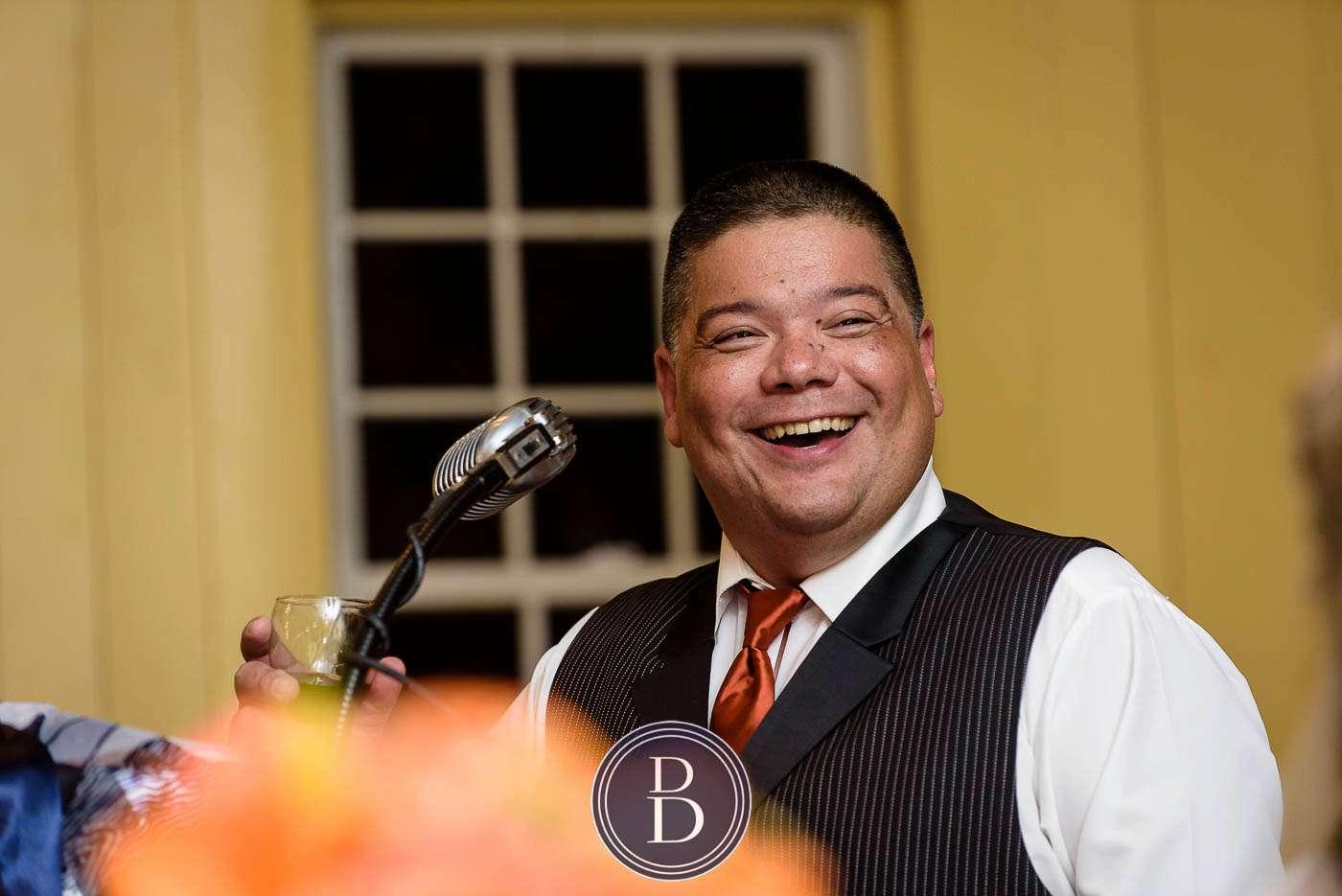 Best man speech Fort Gibraltar