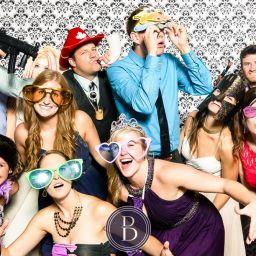 Photo booth weddings Winnipeg fun times at a wedding