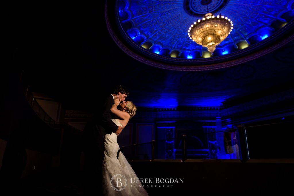 MET wedding reception evening in love Winnipeg