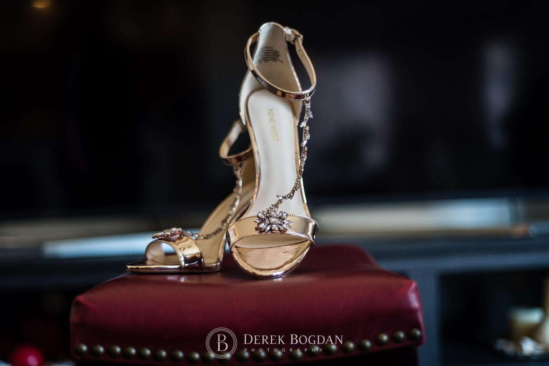Winnipeg bridal shoes