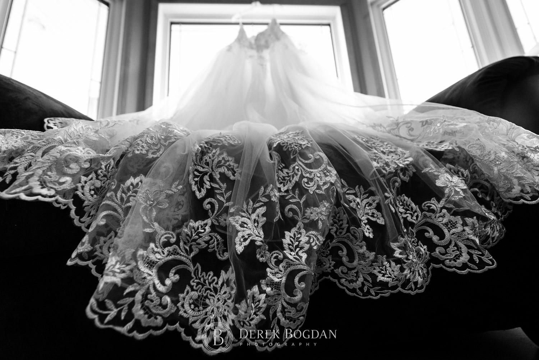 dress details Davids Bridal Winnipeg
