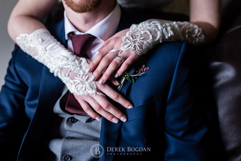 bride groom hands details photo Evergreen Village Wedding Niverville Manitoba